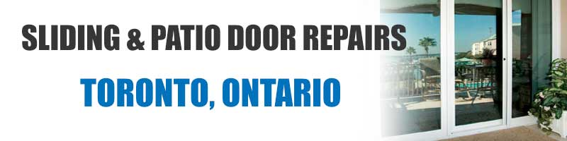 Our sliding & patio door repair services
